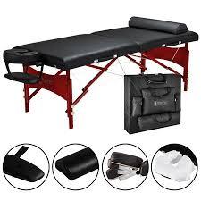master massage equipment table buy master massage equipment roma lx portable massage table package