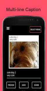 App Meme Maker - modern meme maker no ads android apps on google play
