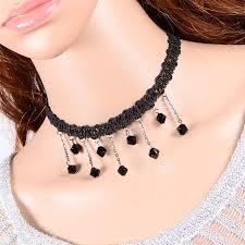 black choker necklace aliexpress images 2014 europe aliexpress black crystal necklace wedding gift mexico jpg