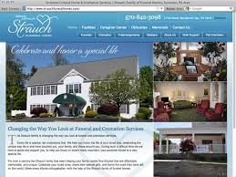 funeral home web design funeral home website templates mobile