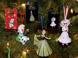 disney parks pins and ornaments in my tree chr flickr