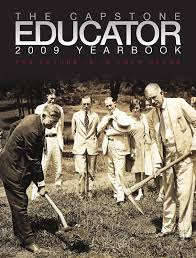 Capstone Educator        by University of Alabama College of Education   issuu