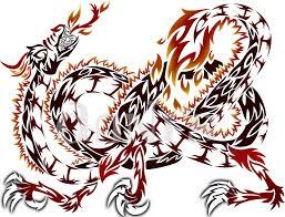 fire dragon by white tigress 12158 on deviantart