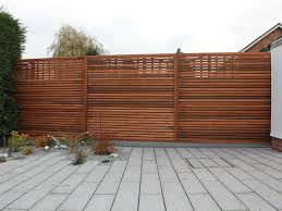 architectural wood fencing thesouvlakihouse com