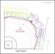 Citi Field Map How Citi Field U0027s New Dimensions Have Affected Mets Hitters