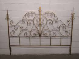 Rod Iron Headboard Wrought Iron Headboards Size Glamorous Bedroom Design
