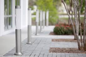 Outdoor Column Light by Light Column Bollard Outdoor Forms Surfaces