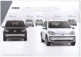 Popular TheSamba.com :: VW Archives - 2016 VW Cross Up! Sales Brochure  #AT83