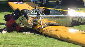 devil z crash harrison ford u0027ok u0027 after small plane crash cnn