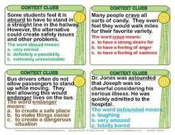 best 25 context clues ideas on pinterest context clues examples