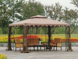 patio furniture gazebo decorations inspirational gazebo with outdoor canopy design in