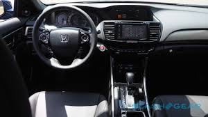 1991 Honda Accord Lx Coupe 2016 Honda Accord First Drive U2013 Coupe Sedan And Sport Slashgear