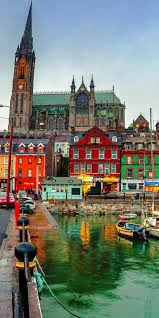 colorful cities 20 of the most colorful cities in the world county cork ireland