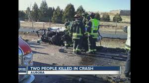 Buckley Afb Map 2 Dead 2 Seriously Hurt After Sedan Crosses Into Incoming Traffic
