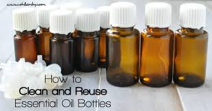 How To Clean And Oil by How To Reuse Essential Oil Bottles Oh Lardy