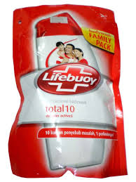 Sabun Lifebuoy lifebuoy lifebuoy total 10