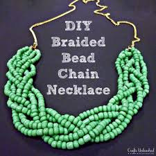 diy necklace bead images 12 diy bead necklaces with a remarkable style and design jpeg