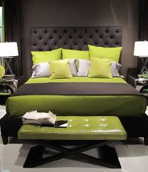 Gray And Brown Bedroom by 49 Best Grey U0026 Lime Green Decor Images On Pinterest Home For