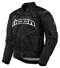 padded riding jacket icon contra jacket revzilla