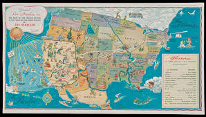 Zip Code Map Los Angeles by Maps To Amuse Osher Map Library