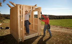 How To Build A Garden Shed From Scratch by Shed Kits U2013 How To Build A Shed From A Kit