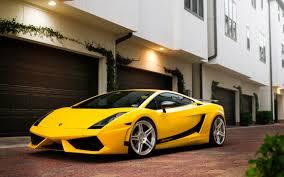 Yellow Lamborghini Aventador - yellow lamborghini
