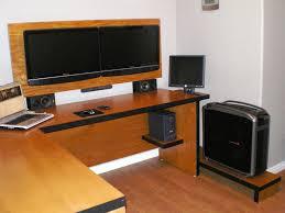 Computer Desk Build Custom Desk Build New Furniture