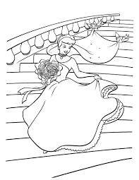 cinderella 2 coloringcolor com