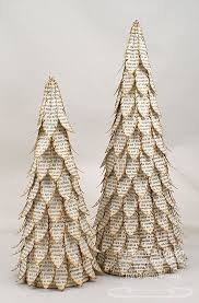 What Trees Are Christmas Trees - 25 unique paper christmas trees ideas on pinterest paper trees