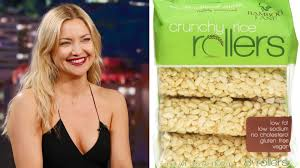 kate hudson shares her favorite healthy snacks today com