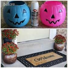 diy halloween decor the year of living fabulously best 25 fall porch decorations ideas on pinterest harvest