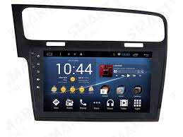 vii android volkswagen golf vii android 6 0 marshmallow car stereo navigation