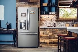 Designed Kitchen Appliances Slate A Warm Take On Stainless Steel Kitchen Design Blog