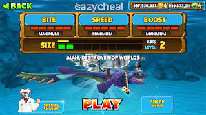 hungry shark evolution hacked apk hungry shark evolution hacked android savegame eazycheat
