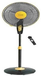 Buy Pedestal Fan V Guard Finesta Remote 400mm 3 Blade Pedestal Fan Price In India