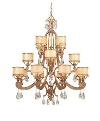 Hampton Chandelier Corbett Lighting Ro 016 Roma 43 Inch Wide 16 Light Chandelier