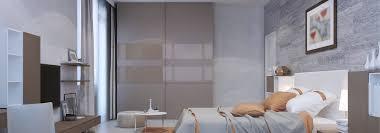 rideau placard chambre portes coulissantes ou rideaux que choisir pour vos placards