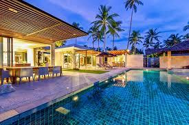 book villa inasia luxury vacation rentals by zekkei