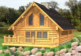 log cabin with loft floor plans log cabin plans log home plans bc canada usa