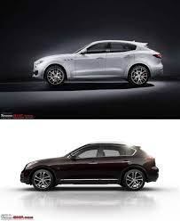 levante maserati white the maserati levante suv team bhp