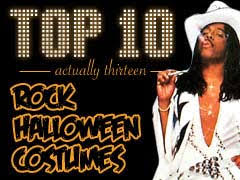 Elton John Halloween Costume Ten Thirteen Rock Halloween Costumes Featuring