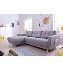 canape d angle gauche canapé d angle gauche scandinave tissu gris stockholm canapés but
