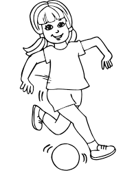 interesting coloring pages of a girls flowers colouring