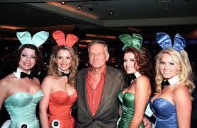 Hugh Hefner Playboy Bunny Halloween Costume Hugh Hefner Feminist Feminism Pretty