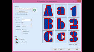 husqvarna viking quick font software unlimited fonts to