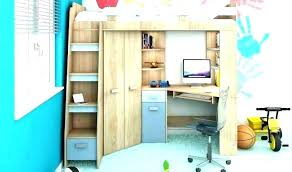 lit mezzanine avec bureau et rangement lit mezzanine avec bureau et rangement meetharry co