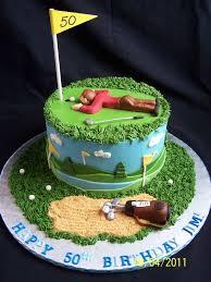 25 golf birthday cakes ideas golf themed