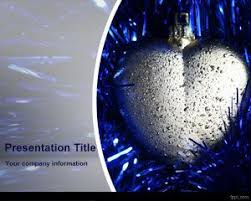 heart ppt template free powerpoint templates