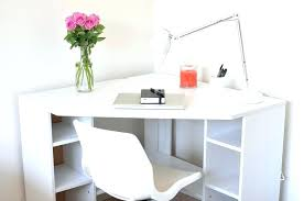 Desk Small White Corner Desk Icedteafairy Club