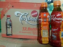 Teh Botol Sosro Kemasan Karton teh botol sosro makanan minuman minuman tidak beralkohol di